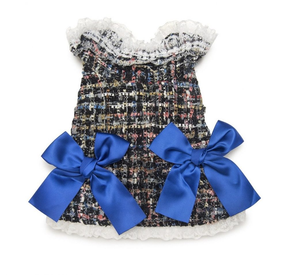 Beverly Hills Blue - Furbaby Couture