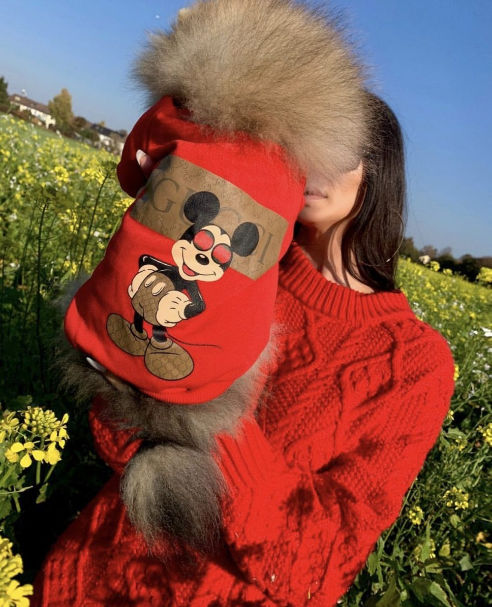 Mickey - Furbaby Couture