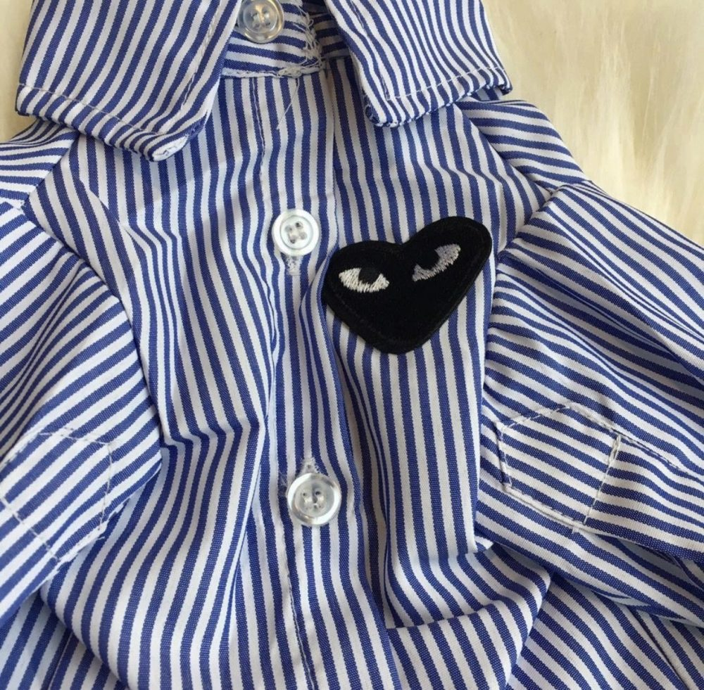 Charlie Button Up