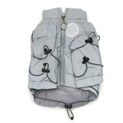 Reflect Puffer Parka Front