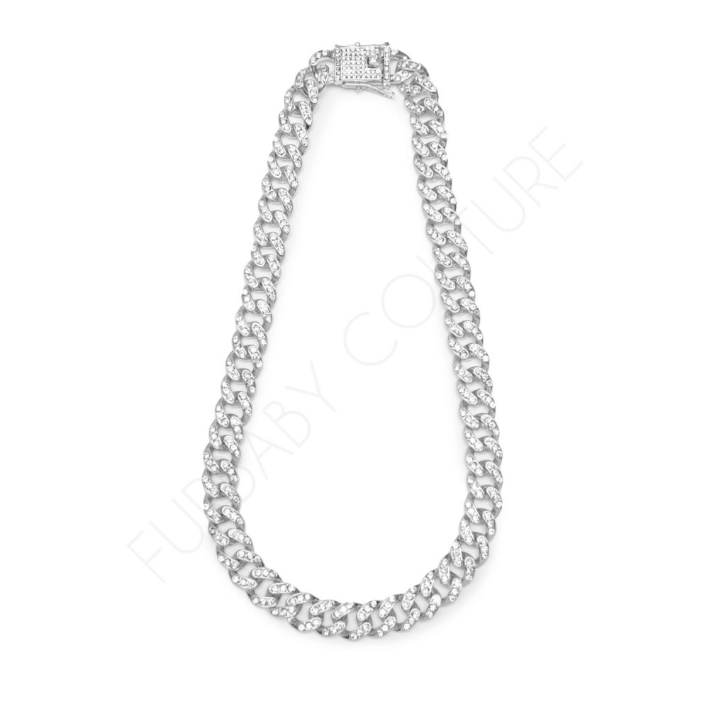 Silver Chain Icy